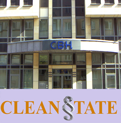 CLEANSTATE - CBH - Rechtsanwaelte VW